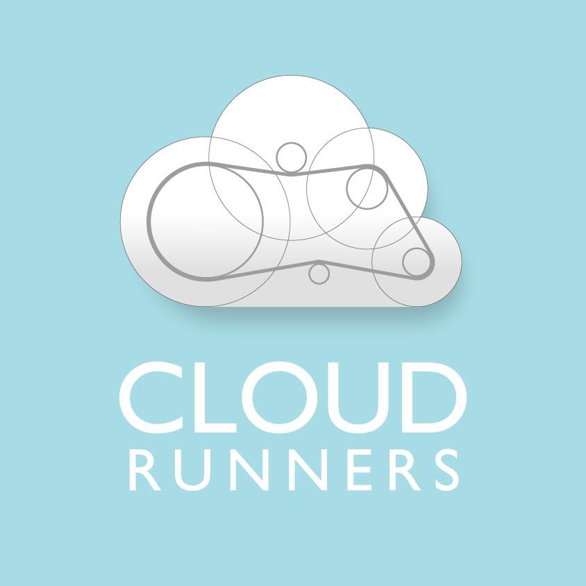 Cloud runners logo